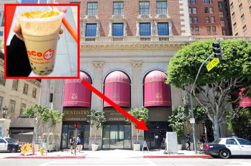 CoCo Fresh will be opening its second downtown location at the Biltmore Hotel across from Pershing Square