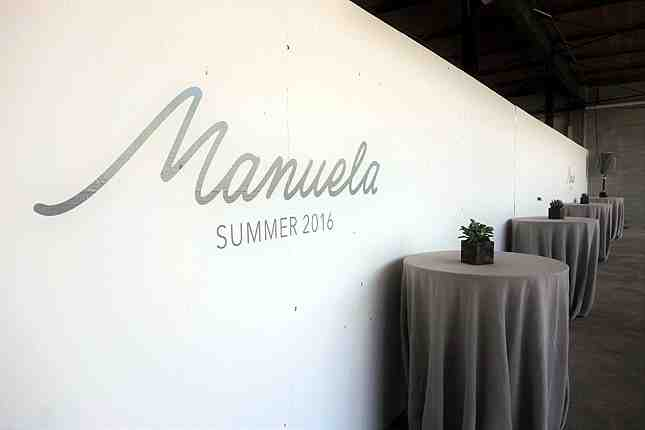 Manuela restaurant is slated to open in late summer