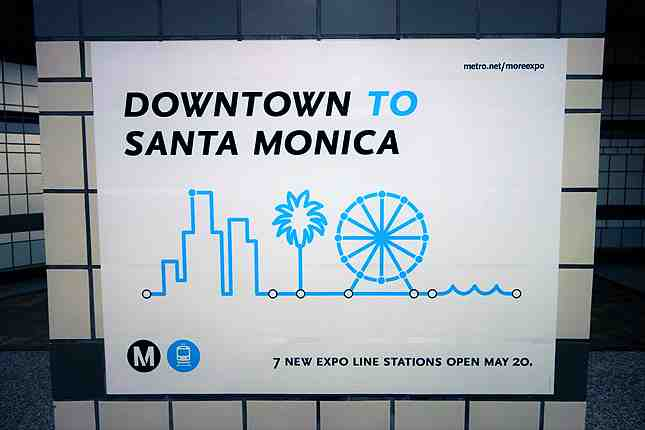 Angelenos can finally take the train to the beach