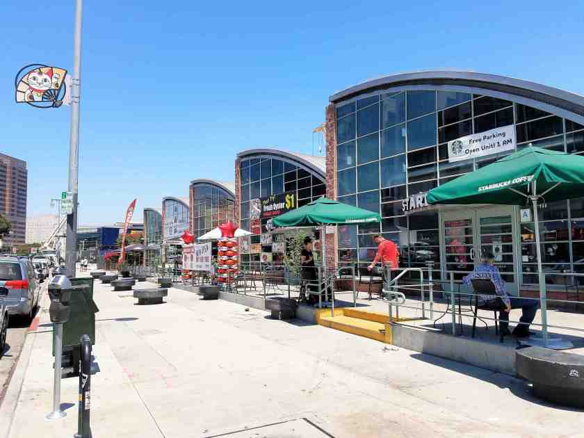 The Shops at 2nd and Central owned by Santa Monica-based Levy Affiliated may be asked to vacate in the next couple of years according to numerous sources