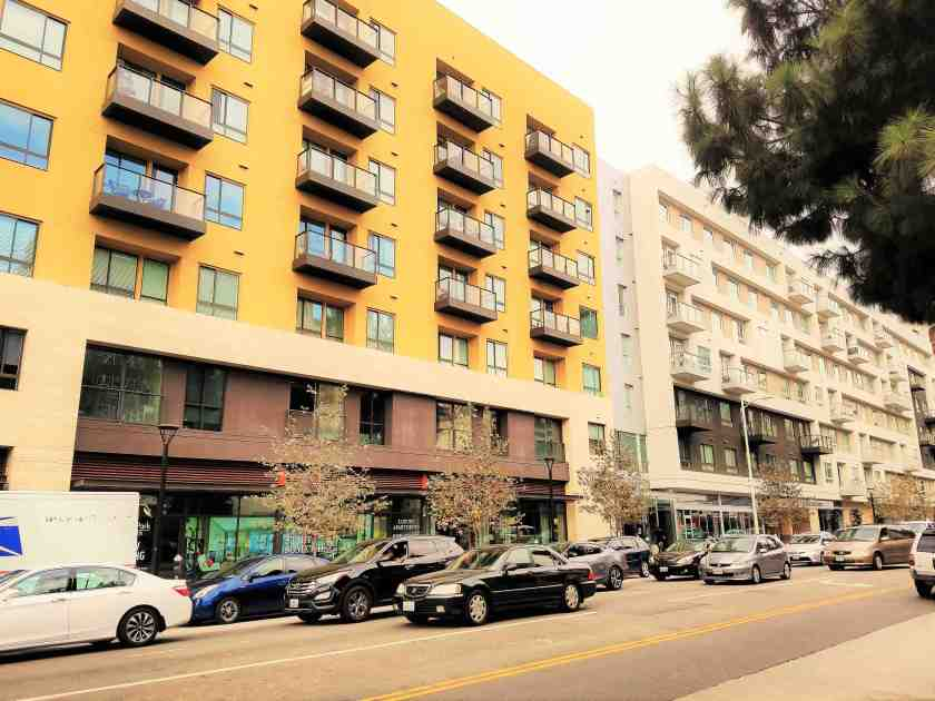 Located at Olympic/Hill, South Park by Windsor is a 281-unit rental property that opened in early 2015
