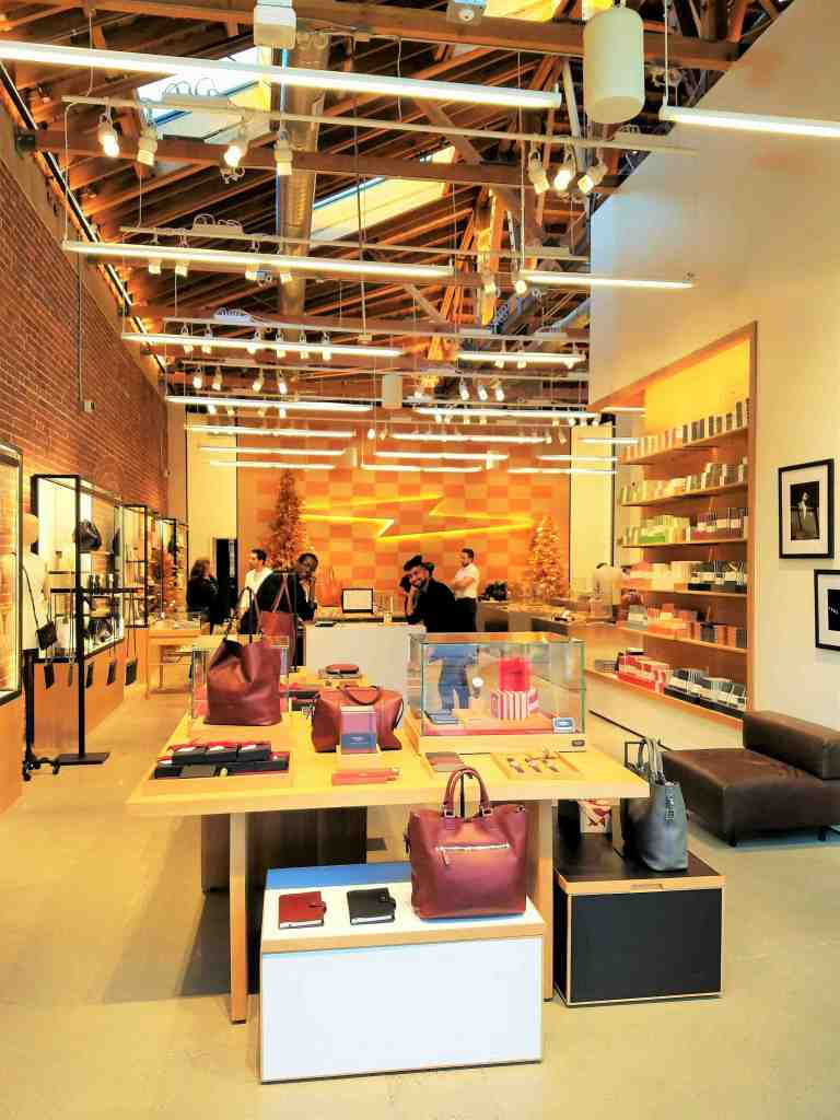 Shinola's new flagship store is now open in Downtown LA