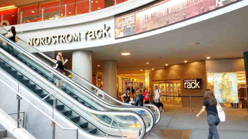 f4d84d707e12 Nordstrom Rack opens its new Downtown LA store inside the FIGat7th shopping  center