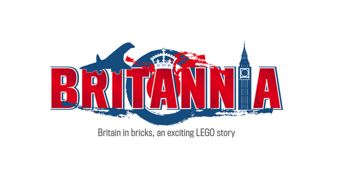 Britannia | A LEGO brick show by Bright Bricks