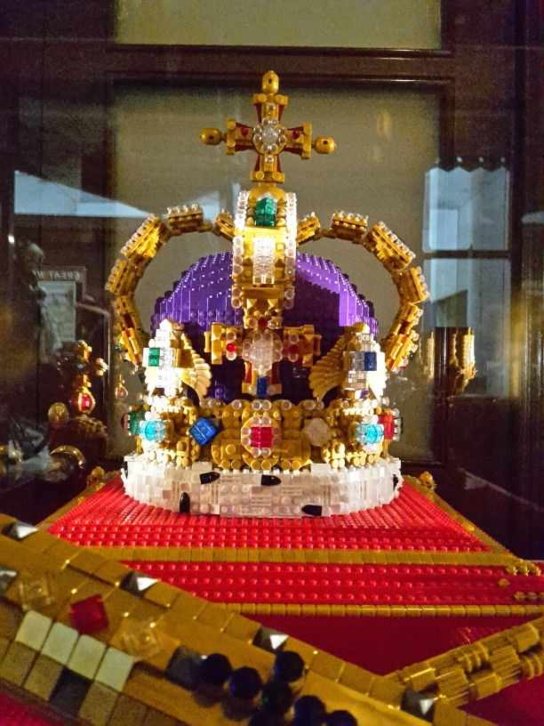 LEGO Crown Jewels