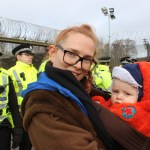 """The biggest blockade in decades"": Bairns Not Bombs, a celebration"