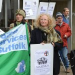"""""""Social and environmental justice are inseparable"""" – Norwich South's candidate Lesley Grahame"""