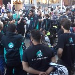 Resisting exploitation and building power: the Deliveroo workers fighting back