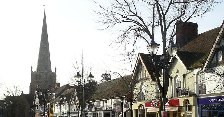 Solihull High Street
