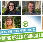 The next generation: New Young Green councillors talk positive politics