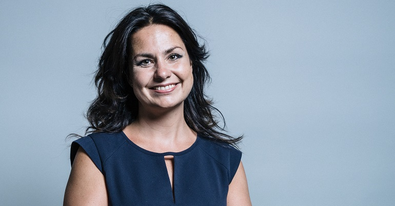 Unite to Remain founder Heidi Allen