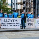 Lloyd's of London told to ditch coal and tar sands