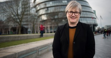 Womack & Omond bag support from Caroline Russell and 3 MSPs