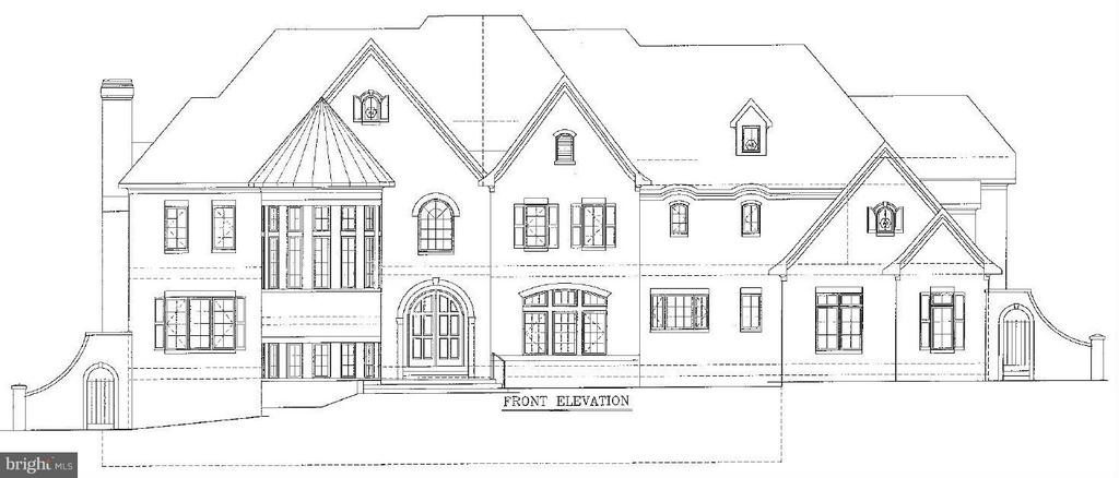 Spectacular new home to be built by master builder Solitaire Homes. Located in desirable Woodside Estates. Impeccable attention to detail and highest quality finishes. 1.37 acres.***Option for circle driveway***