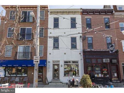 Property for sale at 2227 Kater St #2nd Fl, Philadelphia,  Pennsylvania 19146