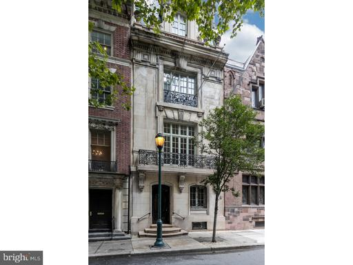 Property for sale at 1629 Locust St, Philadelphia,  Pennsylvania 19103