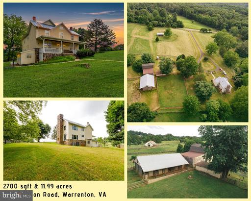 Property for sale at 7343 Wilson Rd, Warrenton,  VA 20186