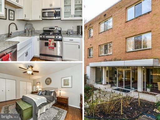 Property for sale at 2710 Macomb St Nw #216-217, Washington,  DC 20008