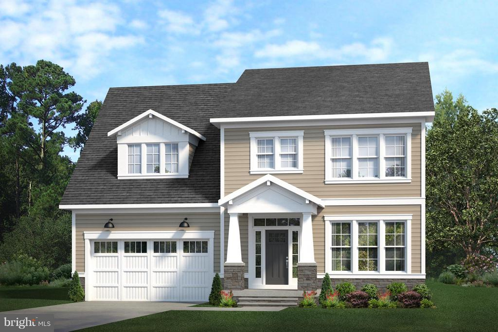 Lowest Priced New Construction in the Town of Vienna! Sept/Oct 2019 Delivery.  This home now includes a professionally designed and fully upgraded features package throughout.  The Keene Mill features 3300+ sq ft on the main and upper levels featuring open flow from the Kitchen to the Great Room with coffered ceiling and fireplace. The Gourmet Kitchen features upgraded stainless appliances and sleek white cabinets and quartz countertops. Formal Dining and Study on Main level. This walk out lot features a finished, light filled basement with a bedroom, bathroom and rec room adding another approx. 800 sq ft of finished space. Contact us now to learn more about this incredible new home!