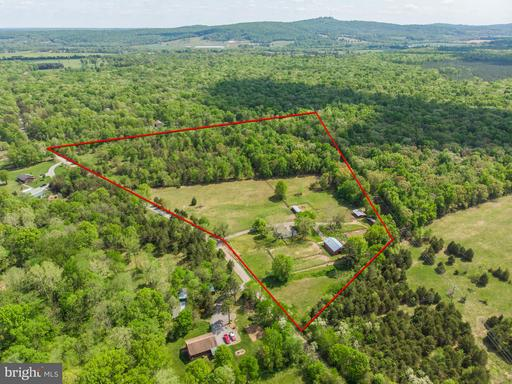 Property for sale at 24258 Somerville Rd, Mitchells,  VA 22729