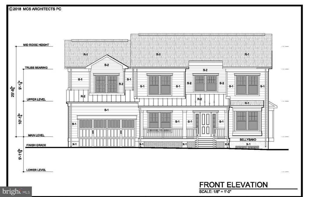 Pre-Construction ! New Construction in Bluemont by McMullin Real Estate. Make your pre-construction Fixture & Finish Selections Now. Completion Summer 2019.
