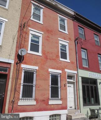 Property for sale at 2003 Fitzwater St, Philadelphia,  Pennsylvania 19146