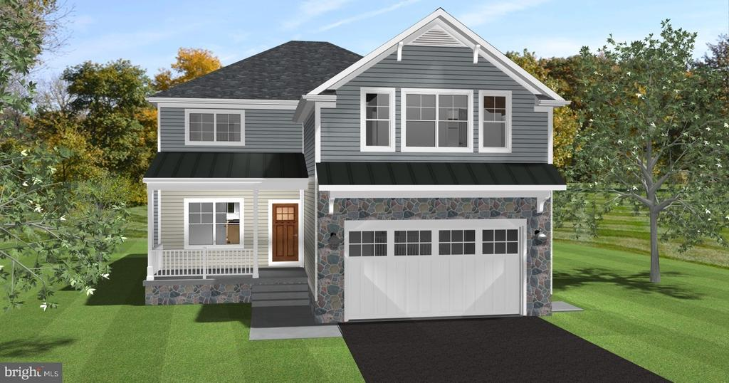 JULY 2019 COMPLETION!! This 3-Level Craftsman-Style Home is now under construction and will have over 4100' of finished space. It is conveniently located within minutes of I495, Rt. 7, Tysons, the Silver Line Metro, the Dulles Toll Road and a short drive to Falls Church City and I66. It features 6/7 Bedrooms, 5 Full Baths, Main Level Family Room w/Gas Fireplace and coffered ceiling, Gourmet Kitchen w/Breakfast Nook and Granite Counter Tops, Center Island, Dining Room, The Main Level also features an Office/Study/BR with Barn Door entrance off of the Family Room, Full Connecting Bath, Composite Deck off of the Family Room, Covered Front Porch and large 2-Car Garage. The Upper Level features a spacious  Master Bedroom with a Tray Ceiling , Master Bath, Large Walk-In Closet,  Two additional Bedrooms with Full Jack and Jill Bathroom, a Bonus Room or additional Bedroom with Private Full Batch. Laundry Room.  The Lower Level has a Recreation Room, 2 more Bedrooms and a Full Bath. Walk-up Basement entrance/exit leads to a Level fenced backyard.  Offered at $1.279m. Limited time opportunity for some customization.