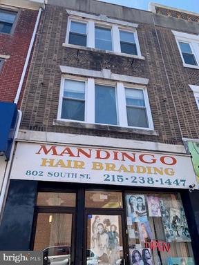 Property for sale at 802 South St, Philadelphia,  Pennsylvania 19147