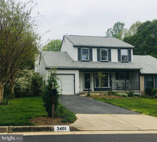 Property for sale at 3401 Fort Lyon Dr, Woodbridge,  Virginia 22192