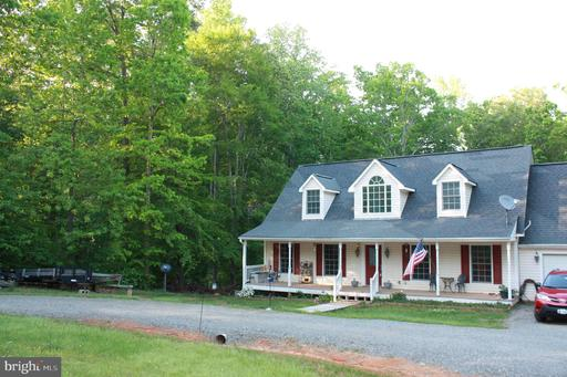 Property for sale at 184 Robbie Rd, Bumpass,  Virginia 23024