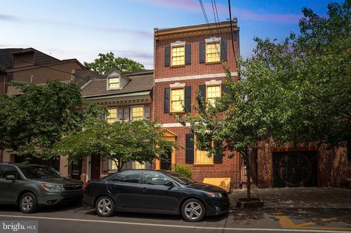 Property for sale at 233 Bainbridge St, Philadelphia,  Pennsylvania 19147