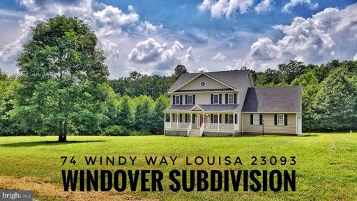 Property for sale at 74 Windy, Louisa,  Virginia 23093