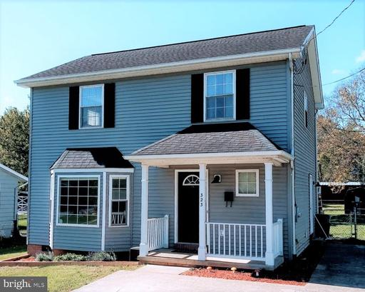 Property for sale at 323 Virginia St, Strasburg,  Virginia 22657