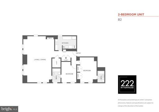 Property for sale at 222 W Rittenhouse Sq #2306, Philadelphia,  Pennsylvania 19103
