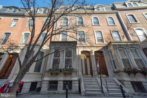 Property for sale at 2219 Delancey Pl #6, Philadelphia,  Pennsylvania 19103