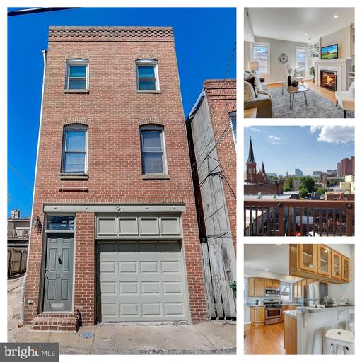 Property for sale at 1018 Olive St, Baltimore,  Maryland 21230