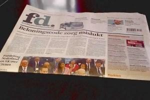 Financieele Dagblad – multimedia news archive