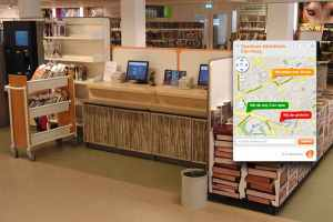 Dutch libraries – website widgets for the KB