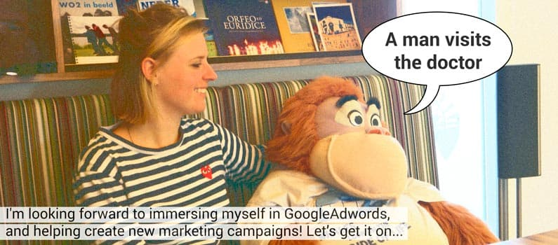 BSL's Online Marketing Assistant: Astrid van Rijsingen