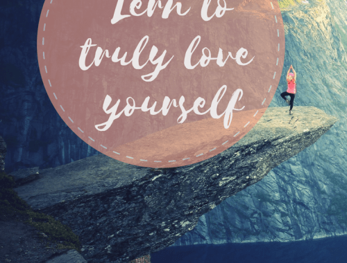 What it means to love yourself