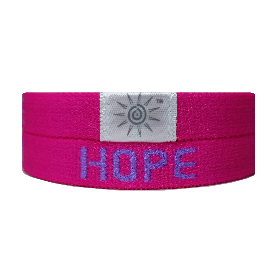 FAITH HOPE LOVE PINK
