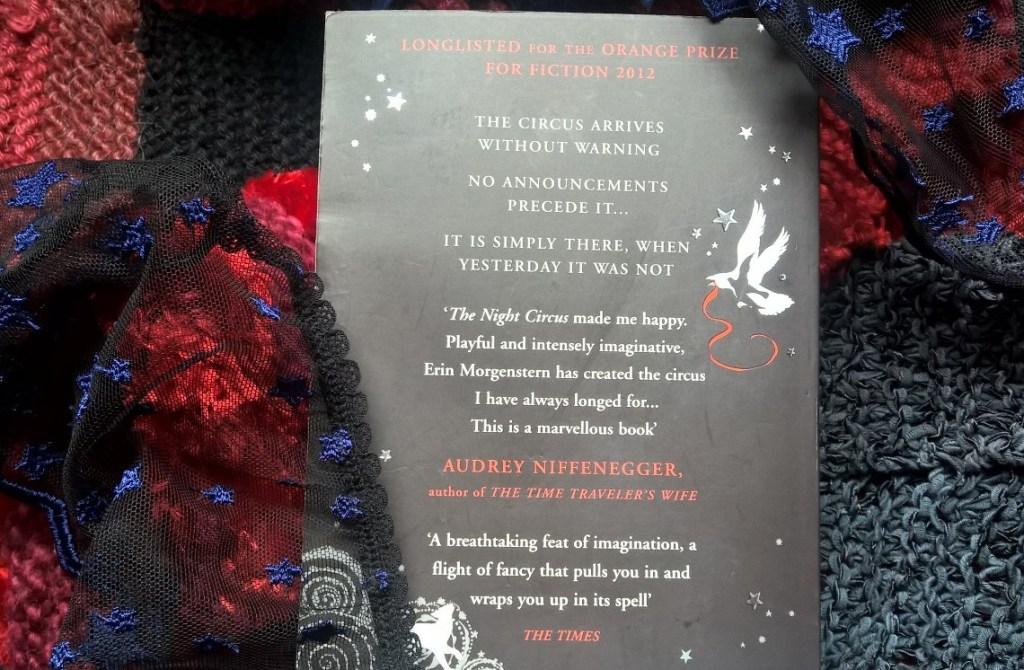 The Night Cirucs- blurb