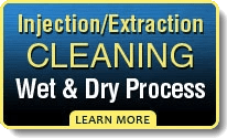 Injection Extraction Cleaning