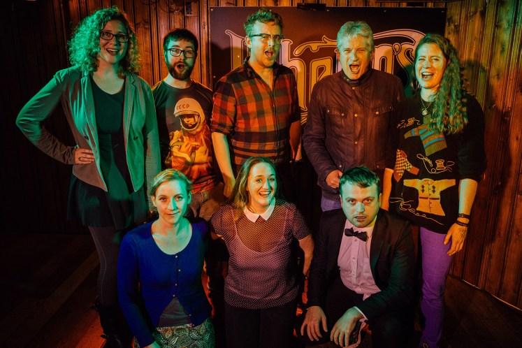 Bright Club Dublin November 6th 2018