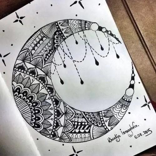 40 Beautiful Mandala Drawing Ideas How To Brighter Craft