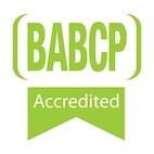 BABCP (governing body for CBT) logo