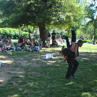 Urban Corps - Kalorama Park 2012