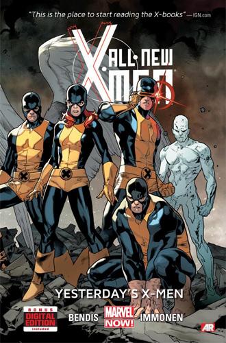 All New X-Men Vol 1 - Yesterdays X-Men