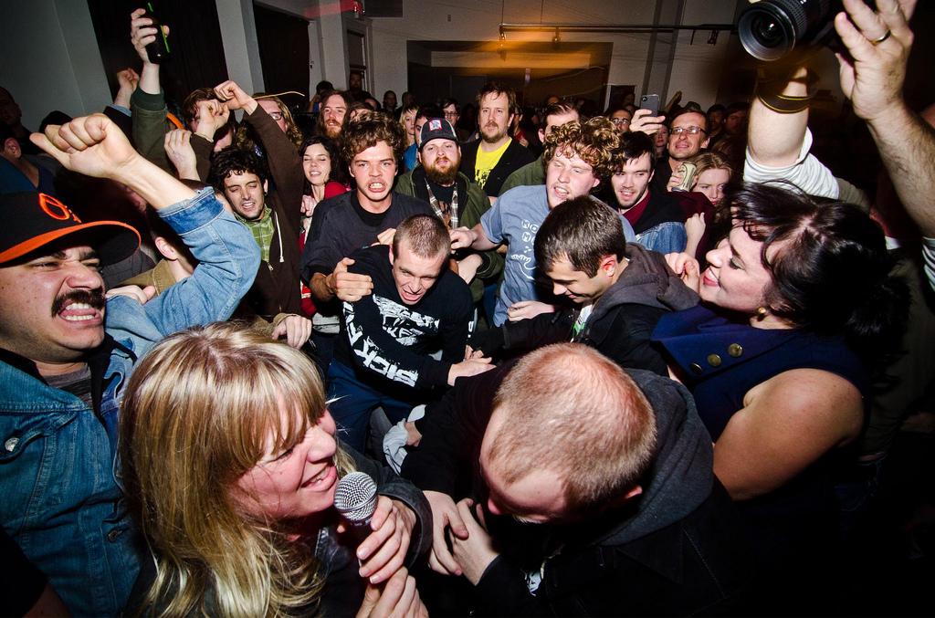 U+N Fest 2012 - Sick Weapons reunion