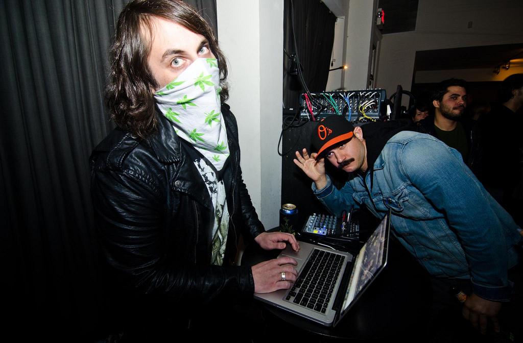 U+N Fest 2012 -the enigmatic DJ Dad Weed